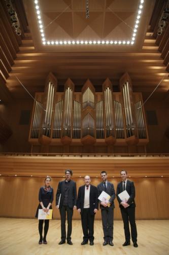 Toru Takemitsu Composition Award (Tokyo, 2012) ©Michiharu Okubo