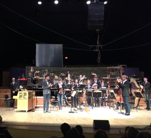 Festival Présences (Radio France)-Secession Orchestra (Paris, 2017)