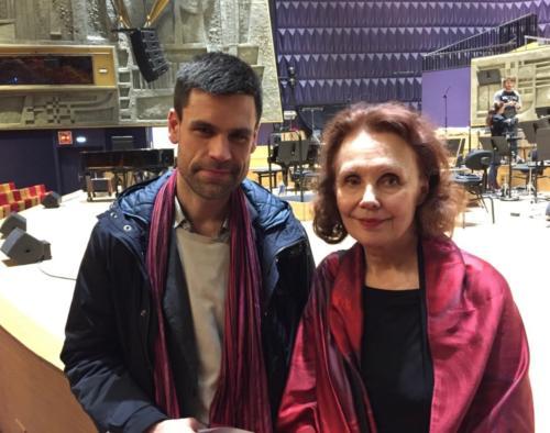 Festival Présences (Radio France)-avec Kaija Saariaho (Paris, 2017)