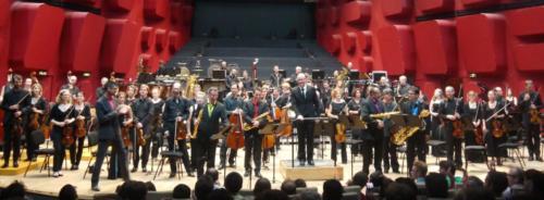 Festival SaxOpen-Orchestre Philharmonique de Strasbourg, Quatuor Habanera (Strasbourg, 2015)